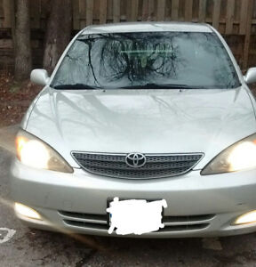 2003 Toyota Camry SE Must Sell on Weekend E- Tested