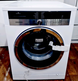 Brand New 8kg Grundig Washing Machine- Free local delivery and fitting