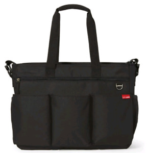 WANTED: Skip Hop Duo Double Signature Diaper Bag