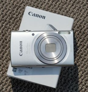 Canon PowerShot ELPH 180 20.0MP 8x Optical Zoom Digital Camera