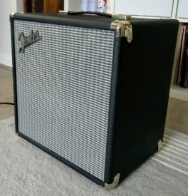 fender rumble guitar bass amplifiers for sale gumtree. Black Bedroom Furniture Sets. Home Design Ideas