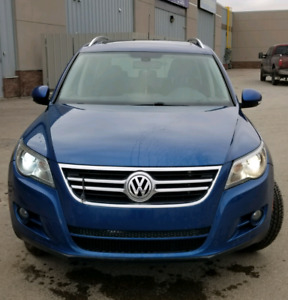 2009 VW Tiguan Low KM