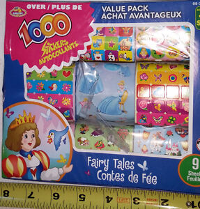 NEW Stickers Glamour Girl, Holiday Pop Up, Fairy Tales, Princess London Ontario image 3