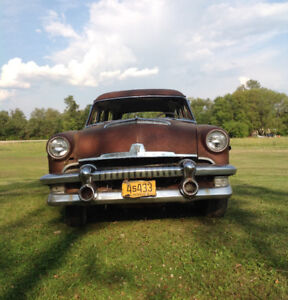 1954 Mercury Woodie Wagon project or parts