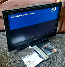 """TV television Sony Bravia 26"""" with built-in speaker"""