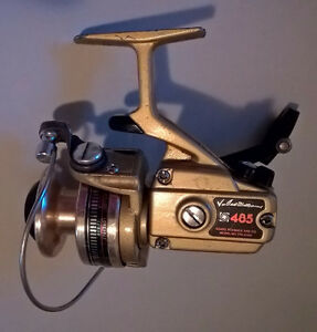 Vintage Daiwa Ted Williams GS Gold Series Spinning Reel 485