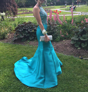 Prom dress for sale. Perfect condition. Size 0 *new price*