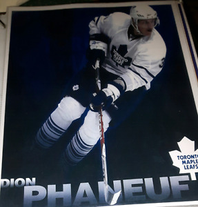Dion Phaneuf Toronto Maple Leafs