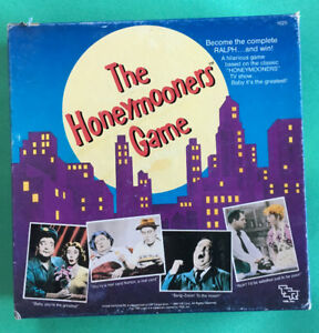 The Honeymooners Board Game by TSR 1986, Complete