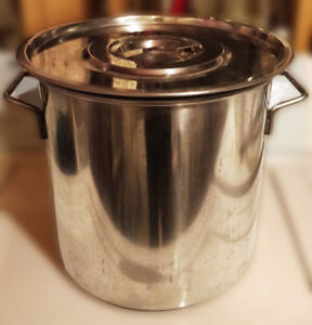 Soup/stock pot - commercial, used