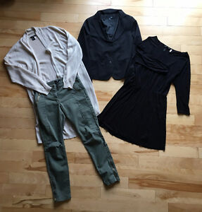 Back to School - Lot of H & M women's clothing (size small/med)