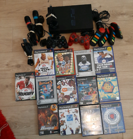 Playstation 2 complete bundle with games