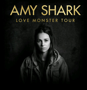 2 Tickets to Amy Shark on Oct. 13 2018