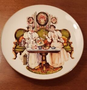 Plate  Collectible Theme Avon $15
