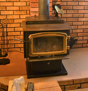 Regency Wood Stove For Sale!!