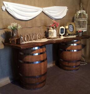 Romantic Rustic Bridal/Wedding Decor London Ontario image 1