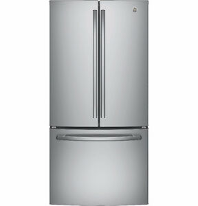 My huge mistake can be your win - BRAND NEW STAINLESS GE FRIDGE
