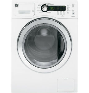 GE front load washer from 2014 (working, with receipt & manual)