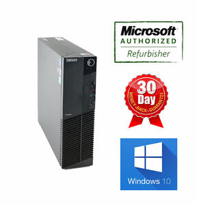 Lenovo Desktop DEALS from $149, M90p M92p intel i5 SFF USFF
