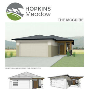 Hopkins Meadow - Salmon Arm's Newest 55+ Strata Community