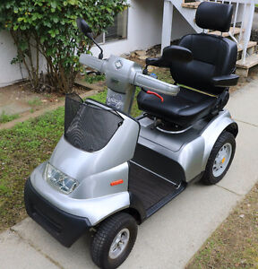 Proudrider Breeze S4 mobility scooter