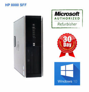 HP & Dell SFF PC Computer DEALS frm $124, Intel Core2Duo, i3, i5