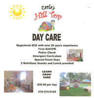 HOME DAY CARE BETWEEN WILLIAMSFORD AND DURHAM HWY # 6