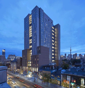 Downtown UofT Summer Sublet (College and Spadina)
