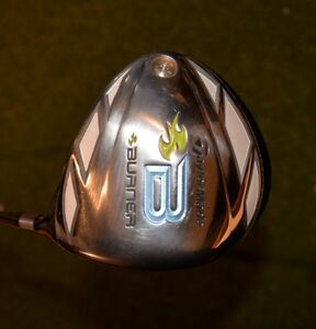 Womens driver and fairway woods