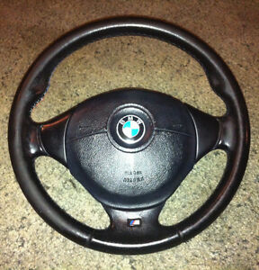 BMW M3 steering wheel with air bag, 1998 1997 1996