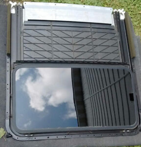 complete sunroof for Saab 9-5 first generation
