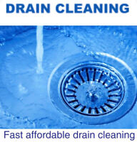 Drain cleaning, plumbing, HVAC services call JERRY @780-667-4446