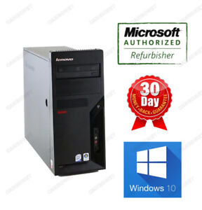 Lenovo Dell SFF AIO Tower SFF Desktop with Warranty and shipping