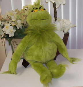 Dr Seuss Grinch Plush Back Pack London Ontario image 1