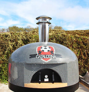 Customized Commercial Pizza Ovens, Wood and Gas Pizza Ovens