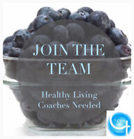 Healthy Living Coaches Needed