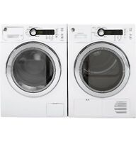 "CONDO SIZE washer/dryer ""GE"" 24"" CONDO SIZE LOWEST GUARANTEED"