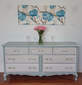 Gorgeous Provincial French Dresser