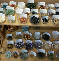 ROCKS AND CRYSTALS FOR HOBBIEST'S
