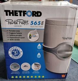 Thetford 565 porta potti, new unused