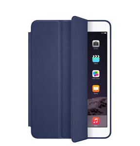 NEW Ultra Thin Smart Case (Cover & Back Case) iPad Air 2 BLUE