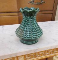 Vintage Gmundner Keramik Vase (Austria) - Waves of Green City of Montréal Greater Montréal Preview
