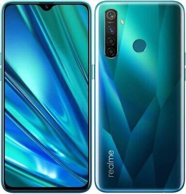 Realme 5 PRO Smartphone 6.3'' IPS, 4 GB RAM / 128 GB ROM, 16 MP 48 MP, Verde