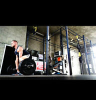 Personal Training in private penthouse level gym