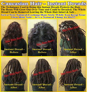 REGAL WORLD BEAUTY –NATURAL HAIR CARE– INSTANTDREADLOCKS SPECIAL