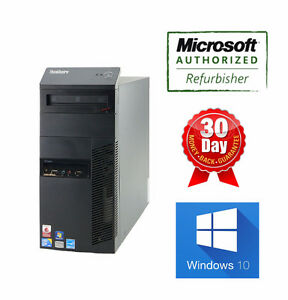 Lenovo & Dell Tower Computer DEALS from $149, Intel i5, Xeon