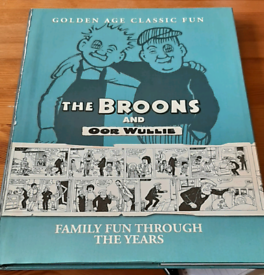 ThecBroons and Oor Wullie book family fun through the years