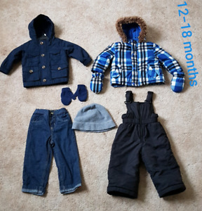 12-18 month Boy lot