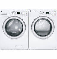 GE STACKABLE FRONT LOAD WASHER/DRYER COMBO--BLACK FRIDAY DEAL!