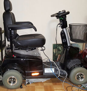 Mobility scooter TA1700
